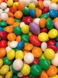 糖果背景 库存图片