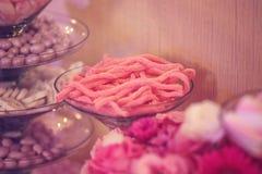 糖果自助餐 图库摄影