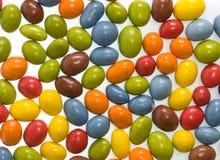 糖果花生 免版税库存照片