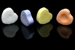 糖果重点 免版税图库摄影