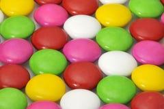 糖果颜色 库存图片