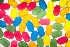 糖果颜色 图库摄影