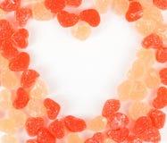 糖果颜色 免版税库存照片