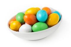 糖果鸡蛋 免版税库存照片