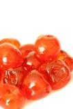 糖渍的樱桃C 免版税库存照片