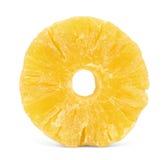 糖煮的菠萝圆环  库存图片