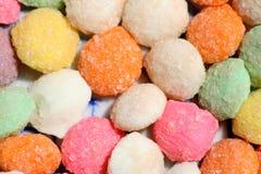 糖甜点 免版税库存照片