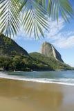 糖面包山里约热内卢巴西 免版税库存图片