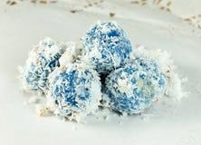 糖饺子用椰子 库存照片