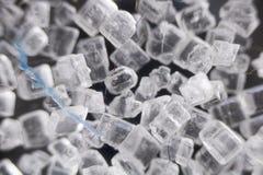 糖水晶 库存照片