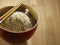 糙米 免版税图库摄影