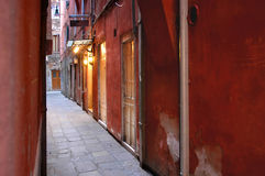 系列威尼斯 库存图片