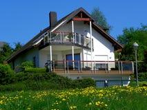 系列房子一 免版税库存图片