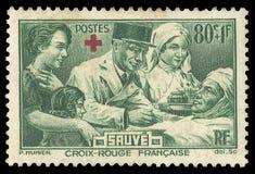 系列红十字会 免版税库存图片