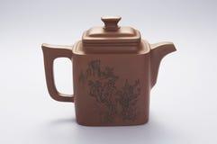系列茶壶 图库摄影
