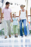系列购物中心购物 库存图片