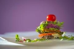 素食主义者食物 免版税库存图片