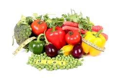 素食主义者饮食 免版税库存图片