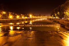 索契河 库存照片