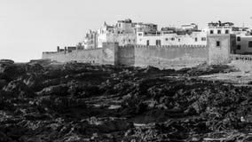 索维拉是一个城市和口岸在摩洛哥 免版税图库摄影