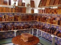 索维拉,市大西洋在摩洛哥 库存图片