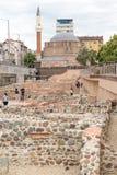 索非亚保加利亚夏天日常生活 免版税库存照片