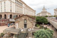 索非亚保加利亚夏天日常生活 库存照片