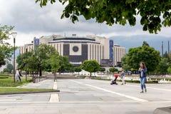 索非亚保加利亚夏天 库存图片
