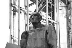 索非亚雕象 库存照片