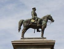 索非亚,保加利亚,对国王救星的纪念碑 免版税图库摄影