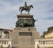 索非亚,保加利亚,对国王救星的纪念碑 图库摄影