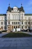 索非亚,保加利亚- 2017年11月7日:外国艺术的卡德拉500国家肖像馆在索非亚 库存图片