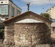 索非亚,保加利亚- 2017年10月09日:14 centu St佩特卡教会  库存照片