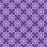 紫外无缝的样式 免版税库存照片