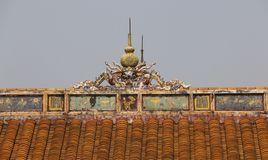 紫禁城,颜色,越南 聚会所 库存图片
