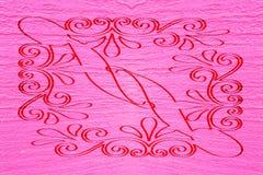 紫红色抽象的背景 向量例证