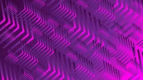 紫罗兰色桃红色颜色的抽象 皇族释放例证