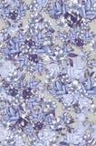 紫罗兰色的玫瑰 图库摄影