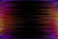 紫色和橙色条纹背景 库存图片