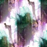 紫色墙壁上的背景,绿色,黑无缝的样式backgrou 免版税库存图片