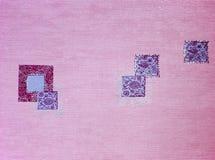 紫色墙纸 免版税库存图片