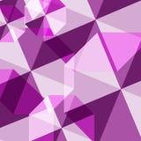 紫色抽象背景传染媒介 库存照片