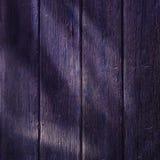 紫色木头 免版税库存图片