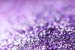 紫色欢乐圣诞节背景 库存图片