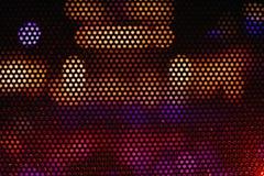 紫色欢乐的华伦泰典雅的抽象背景,墙壁几何装饰 库存图片
