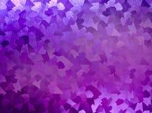 紫色玻璃纹理 库存图片