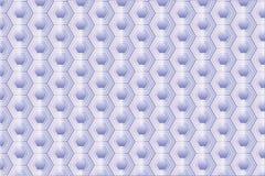 紫色的蜂窝纹理 向量例证