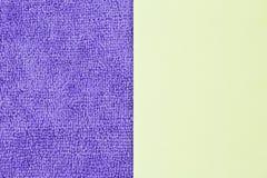 紫色纹理和白色 免版税库存图片