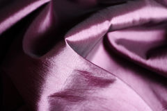 紫色纺织品纹理 免版税库存图片
