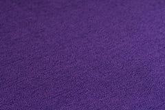 紫色织品纹理 抽象背景,空的模板 免版税图库摄影